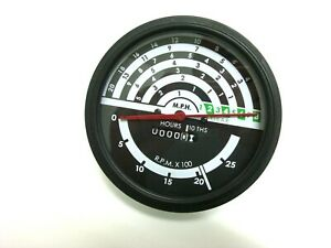 Replacement Tachometer will fit John Deere models 1520 2020 2030 2630 2640 440