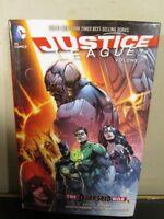 DC Comics - Justice League Vol 7 - Darkseid War Part 1 - HC Trade - Geoff Johns~