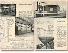 1959 Booking Office For British Rail, Norwich And Whitland Station