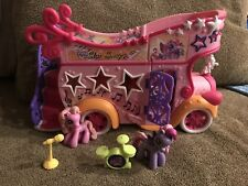 My Little Pony Star Song Tour Bus Ponies Accessories