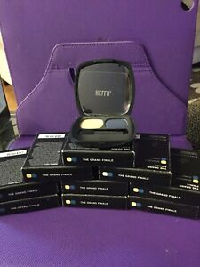 bareMinerals READY Eyeshadow 2.0 The Grand Finale (gold / navy) New in Box