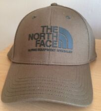 THE NORTH FACE KHAKI BASEBALL HAT CAP ONE SIZE FITS ALL NEW