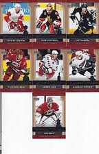 2006-07 UD UPPER DECK NHL AWARD WINNERS COMPLETE SET 1-7 ALEXANDER OVECHKIN JAGR