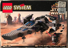 Lego 7151 Sith Infiltrator Brand New. SEALED. 243 pieces. Darth Maul minifigure