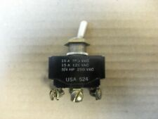 ZENITH TOGGLE SWITCH IN PHASE MONITOR USA524 KMGM