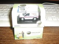 OXFORD DIE-CAST - FORD TRANSIT CONNECT - NETWORK RAIL LIVERY - 00 /1:76