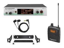 Sennheiser EW 300 IEM G3 Wireless In-ear Monitor System Band a