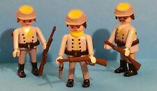 Playmobil Western 7046 -3 confédérés