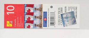 LO38077 Canada the national flag good booklet MNH