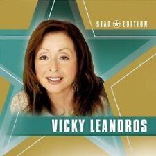 """VICKY LEANDROS """"STAR EDITION"""" CD NEUWARE"""