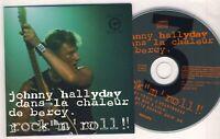 █ JOHNNY HALLYDAY (CD COLLECTOR VIRGIN MEGASTORE) : MYSTERY TRAIN
