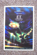 ET #3 Lobby Card Movie Poster