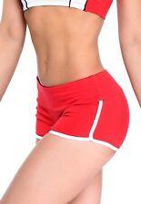 Athletic Shorts Micro Mini Bootie Brazilian Compression Supplex XS-S-M-L UV 50