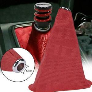 Car Manual Gear Shift Knob Stick Gaiter Boot Dust Cover Handb