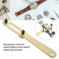 1pcs Two Feet Watch Case Back Opener Wrench Remover Watchmaker Repairing Tool gd