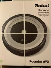 iRobot Roomba 690 Wi-Fi Connected Vacuuming Robot Vacuum - NEW Factory Sealed!