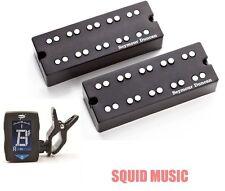 Seymour Duncan SSB-5NYC Phase II NYC Soapbar 5 String Bass ( FREE TUNER )