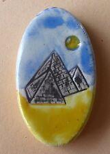 Fève perso du MH 1993 - Les 7 Merveilles du Monde : Pyramides de Khéops