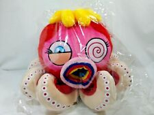 NEW Red DOBTOPUS Japan Takashi Murakami Large Plush Doll Complex Con x Imported