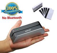 MSRX6 Magnetic Strip Swipe Credit Card Reader Writer Encoder Magstripe MSR605