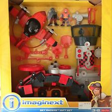 NIB Fisher-Price Imaginext Sky Racers Gift Set