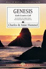 LifeGuide® Bible Studies: Genesis : God's Creative Call by Anne Hummel and...