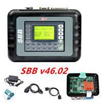 SBB v46.02 Universal Key Programmer Immobilizer For Multi Brands Car Keys Well
