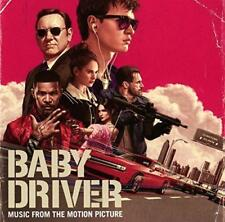 Baby Driver (Music From The Motion Picture) - Various (NEW 2CD)