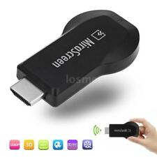 1080P MiraScreen WiFi Display Receiver AV TV Dongle DLNA Airplay Miracast HDMI