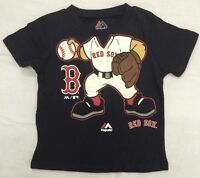 Boston Red Sox MLB Toddler Pint Sized Pitcher T-Shirt Size 12 Months