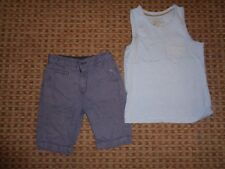 GEORGE-boys BUNDLE AGE 7-8-9 MIXED item CLOTHES,MULTI chino SHORTS T-SHIRT TOP