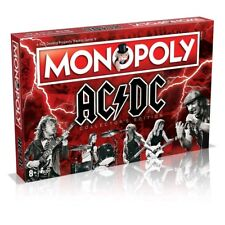 Board Games--Monopoly - AC/DC Edition
