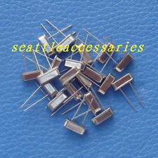 10pcs 27.145MHZ/27.145 MHz Quartz Crystal  HC49/S HC-49S Low Profile