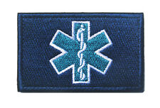 MEDIC NURSE ARMY MORALE TACTICAL EMBROIDERY HOOK PATCH BADGE  HS   727
