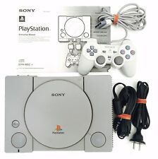 Sony Playstation Original Genuine1 PS1 PSX PAL Gaming Console Controller Manual