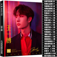 Chen Lianling Wang Yibo peripheral photo collection signature  postcard 陈情令王一博周边
