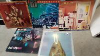 REO SPEEDWAGON: LOT OF 5 VINYL ALBUMS LPS