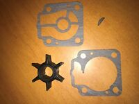 Genuine Tohatsu 40HP 50HP TLDI Water Pump Impeller Service Kit 2-Stroke Outboard
