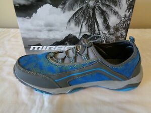 MIRAGE UNISEX COAST SNEAKERS NAVY SIZE 7 MENS BRAND NEW