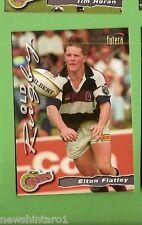 1996 RUGBY UNION  CARD #32 ELTON FLATLEY, REDS