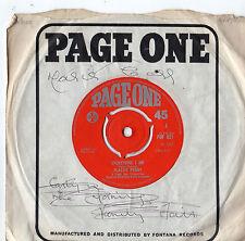 """Plastic Penny - Evertthing I Am 7"""" Single 1967"""