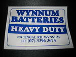 Wynnum Battery Service