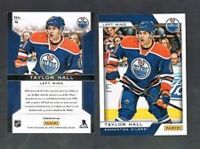 TAYLOR HALL #4 OILERS 2013/14 Panini Toronto Expo wrapper redemption