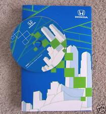 HONDA OFFICIAL P-NUT CONCEPT PRESS KIT CD ROM LA AUTOSHOW 2010 USA EDITION.