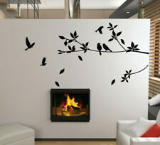 Removable Vinyl Wall Sticker Decal mural DIY Art Stick Decor Quote Tree Bird USA