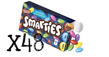 Nestle Smarties Candy coated chocolates Canadian Canada FRESH 48x45g
