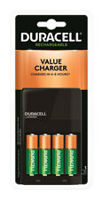Duracell  4 Battery Battery Charger