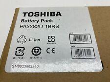 Brand New Genuine Battery Toshiba PA3382U-1BRS Computer DC 14.8V 6450mAh Boxed