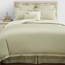 New Hudson Park 800 TC Egyptian Cotton One Euro Pillow Sham  Eucalyptus Green