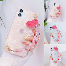 Soft TPU Case Love Heart Cover for Samsung S21/S30 S20 S10 S9 Plus/Ultra Note 20